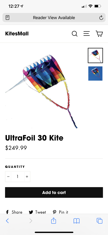 Ultra foil 30