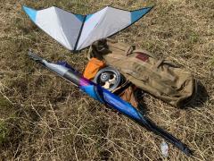 Kiteforge Kaiju x Bunduki Vlieger