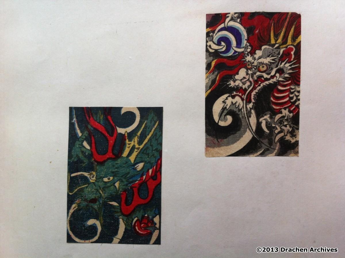 A Dragon page